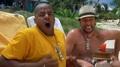 scrubs - J.D. and Turk's Reaction to Todd's Banana Hammock screencap