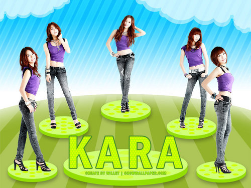 KARA wallpaper probably with a hoover and a vacuum called KARA