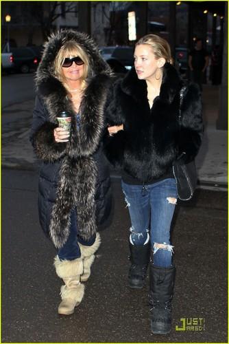 Kate & Goldie