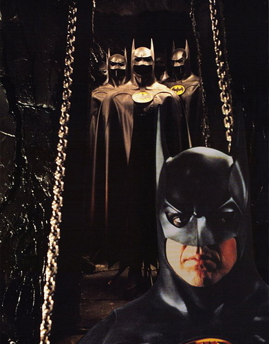 Keaton's Batman