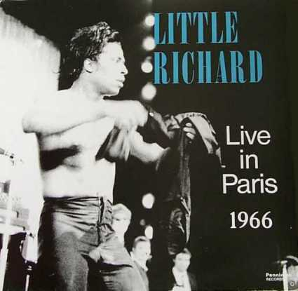 LITTLE RICHARD - Live in Paris - 1966