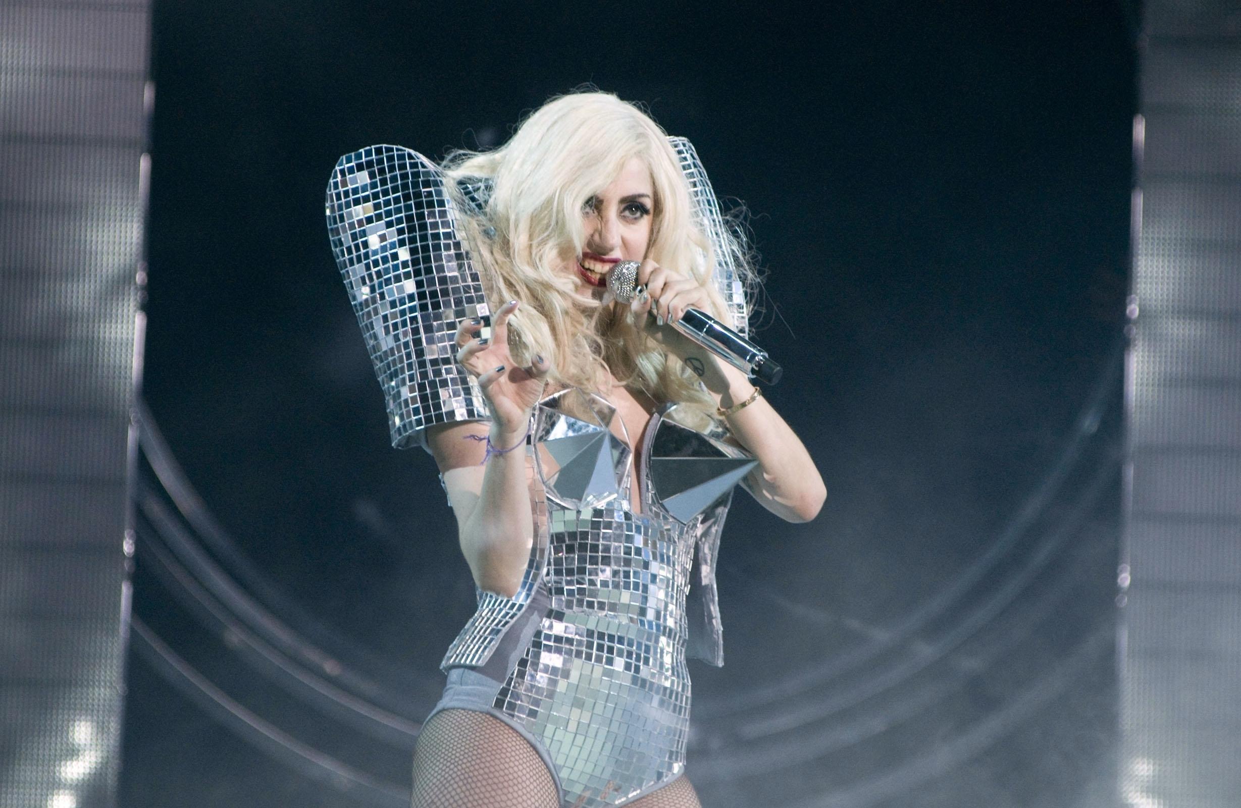 Lady Gaga Monster Ball Tour L.A.