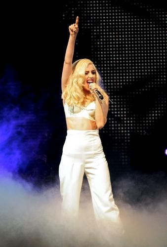 Lady Gaga Monster Ball tour San Diego