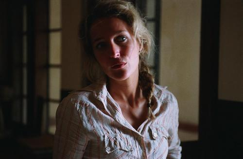 Gillian in the Last King of Scotland