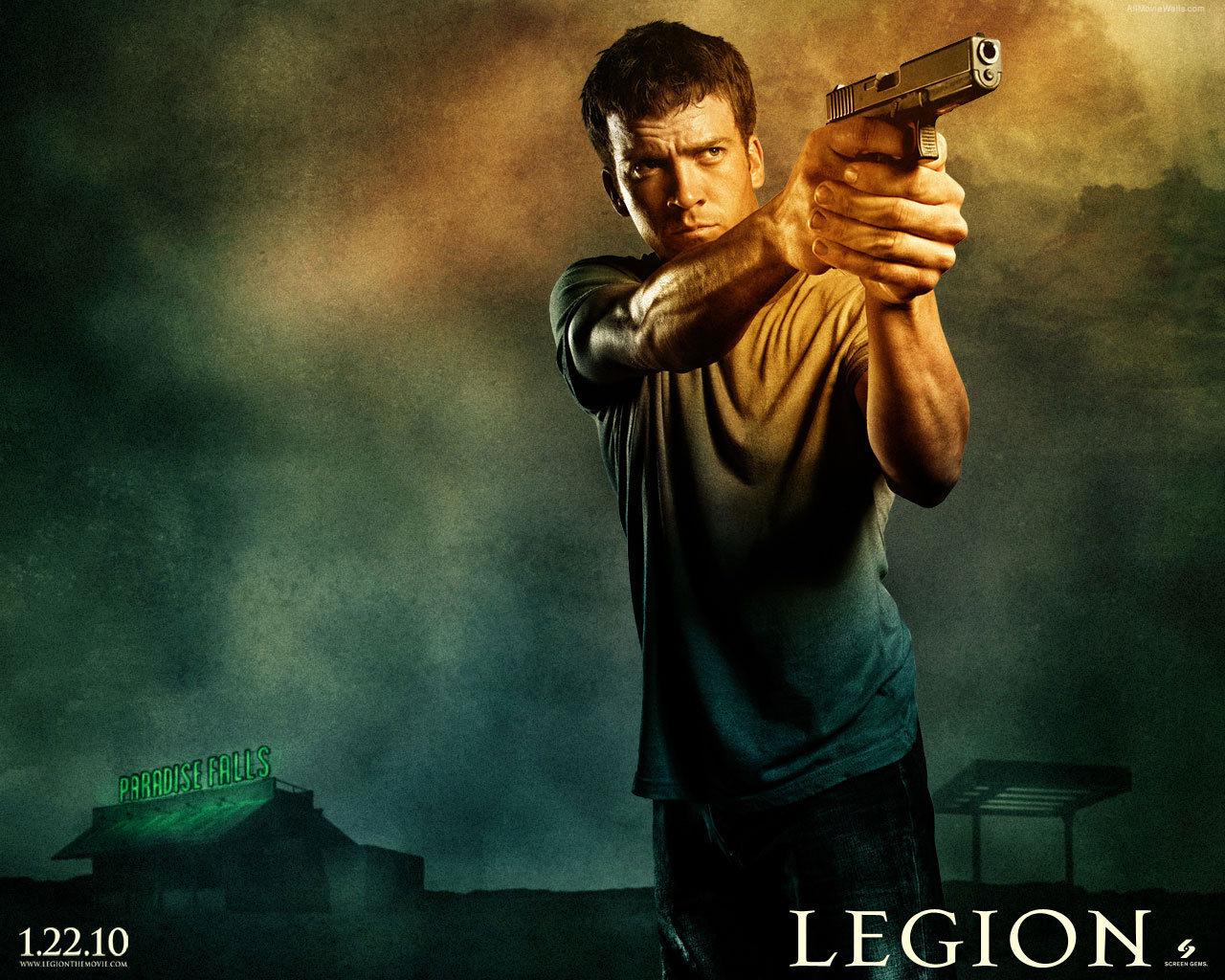 2010 legion movie wallpapers - photo #3