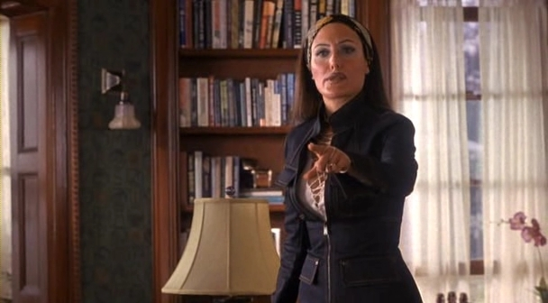 Lisa in Daddy Day Care - Lisa Edelstein Image (9506544 ... Daddy Day Care Crispins Mom
