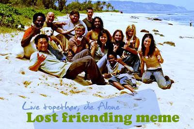 Maria&Jєnn♥ wallpaper called Lost cast<3