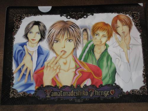 manga BOYS