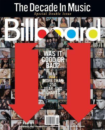 마돈나 in Billboard Magazine – December 19 Issue