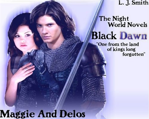 Maggie And Delos