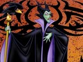 Maleficient - disney-villains wallpaper