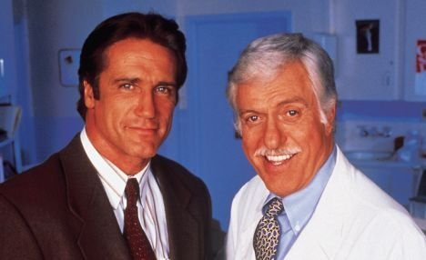 Mark &amp; steve - diagnosis-murder Photo