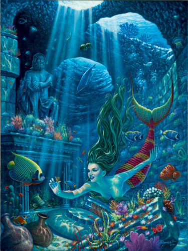 Mermaids images Mermaids of Atlantis Séries HD wallpaper and background photos