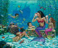 Mermaids of Atlantis Sries - mermaids photo