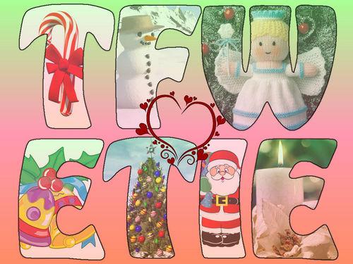 Merry 크리스마스 Etie!