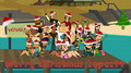 Merry Christmas Topez99 - fanpop-users fan art