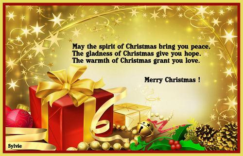 Merry giáng sinh !