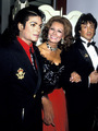 Michael Jackson and Sophia Loren - sophia-loren photo
