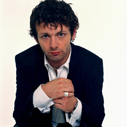 Michael Sheen wallpaper containing a business suit, a suit, and a two piece titled Michael Sheen