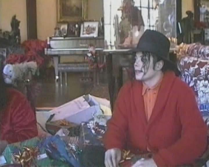 Michael for 圣诞节 <3