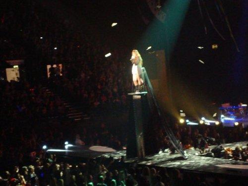 Miley 2009 Wonderworld Tour - Birmingham