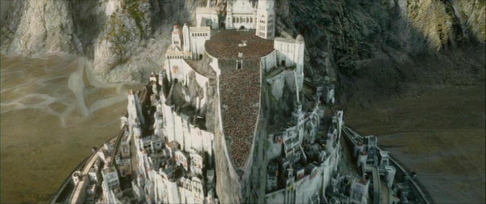Images of Minas Tirith Wallpaper - #SC