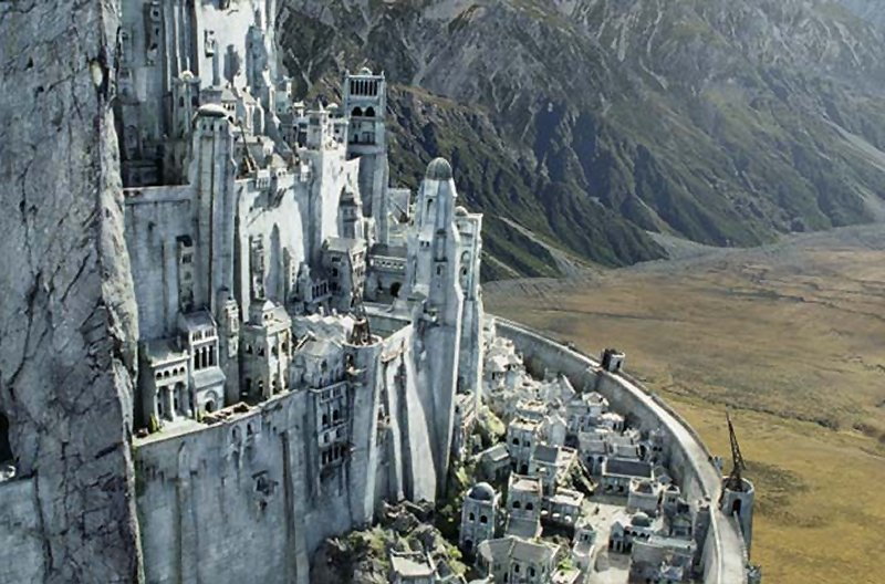 Minas Tirith Images Minas Tirith Hd Wallpaper And Background Photos