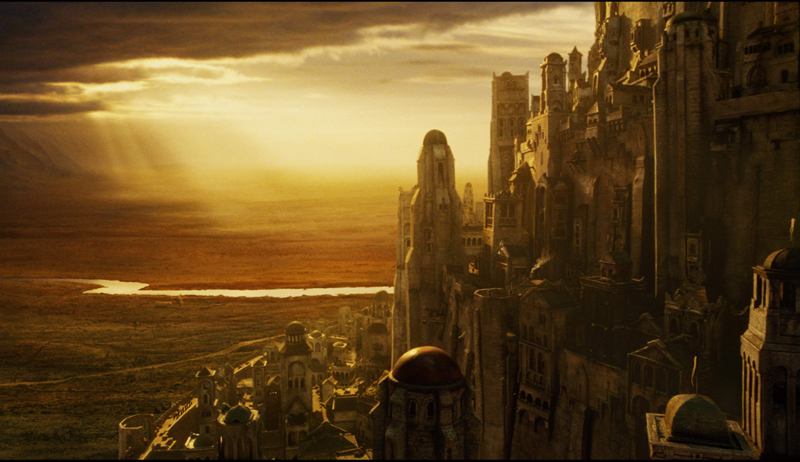 Minas Tirith Minas Tirith Photo 9563617 Fanpop