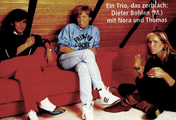 Modern Talking (Thomas Anders and Dieter Bohlen