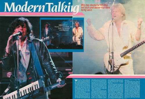 Modern Talking Hintergrund containing a konzert and a guitarist entitled Modern Talking