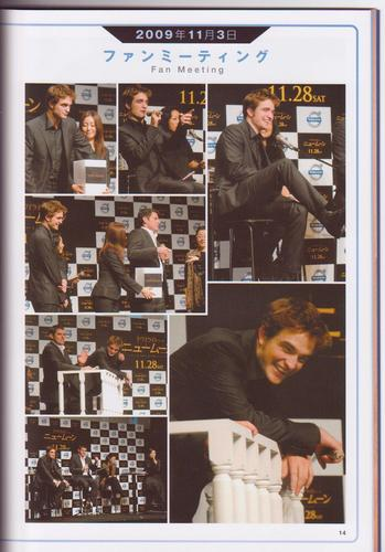 plus New Pictures Of Robert Pattinson From Japon