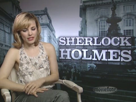 Moviefone Unscrited Sherlock Holmes Interview - 12/18/09