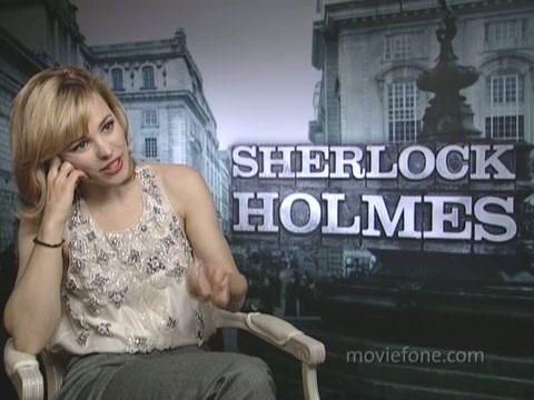 Moviefone Unscrited Sherlock Holmes Interview - 12/18/09
