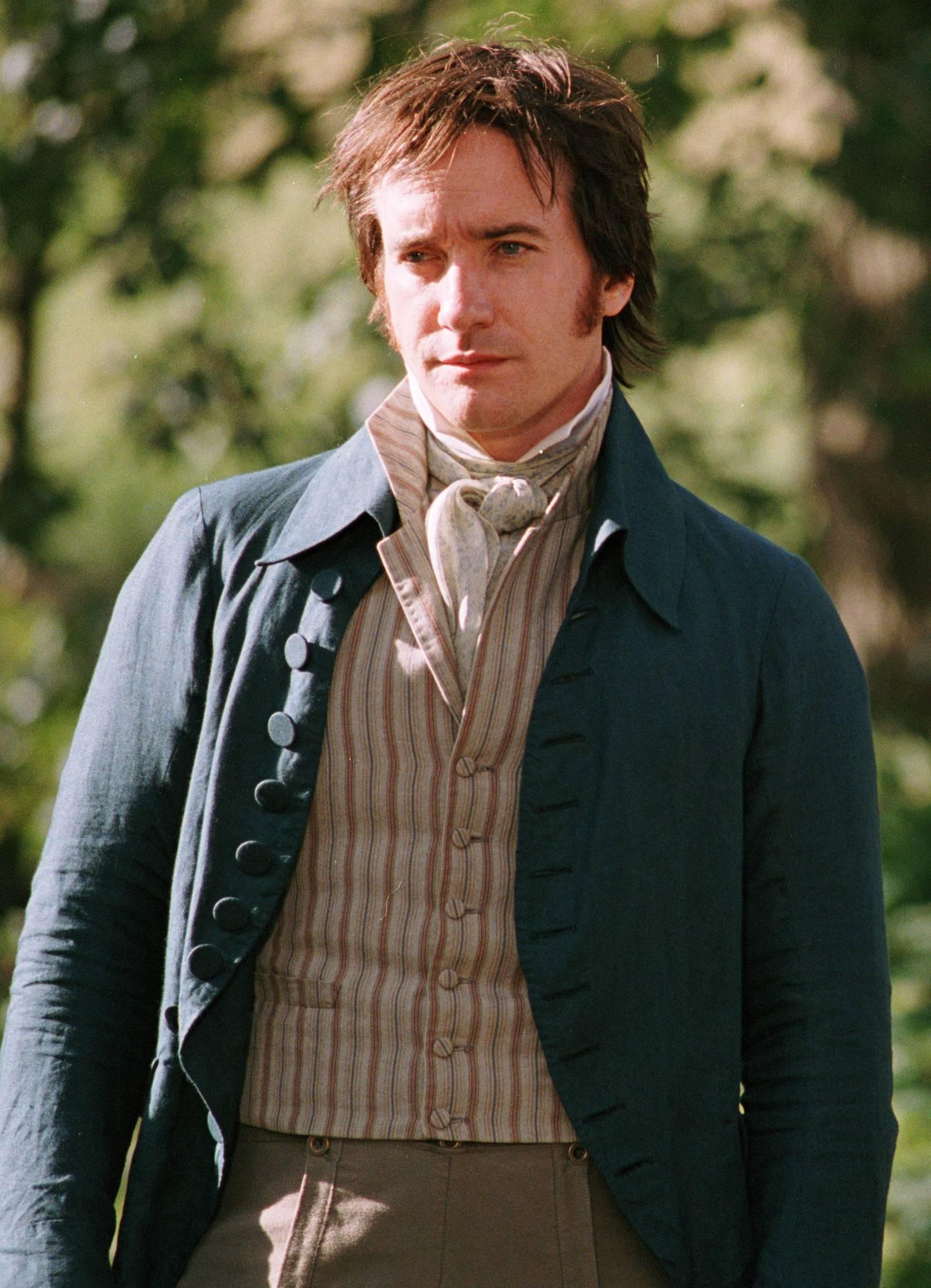 Mr.Darcy - Jane Austen...