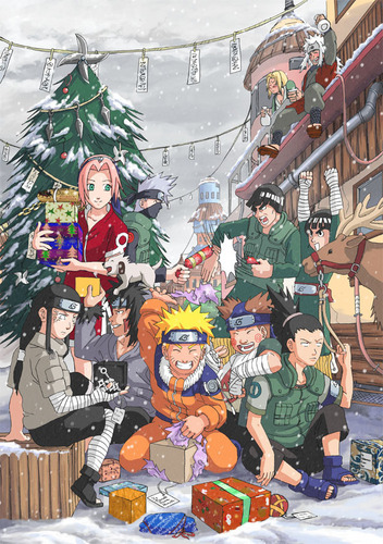 NARUTO -ナルト- クリスマス