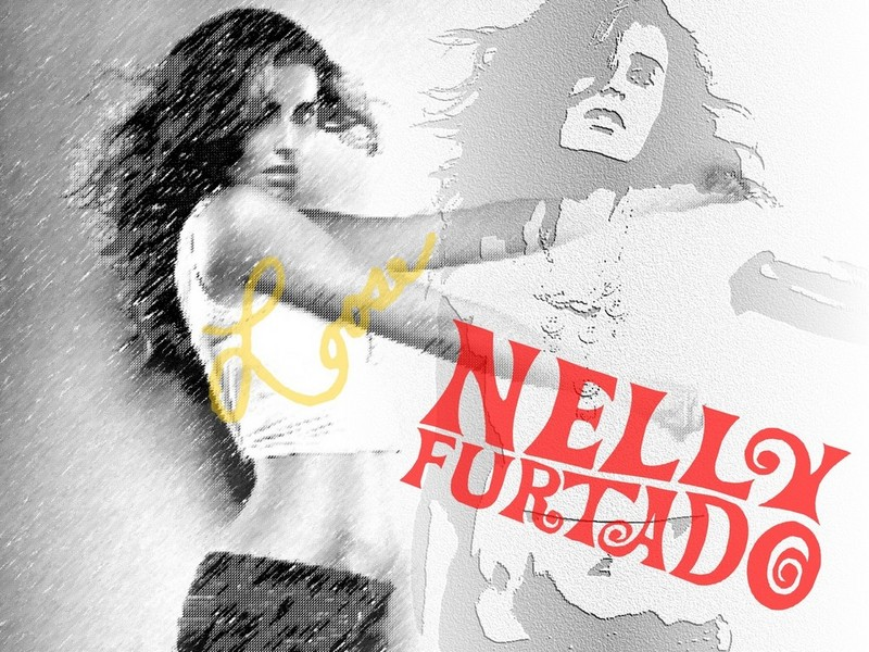 nelly furtado wallpapers. Nelly - Loose - Nelly Furtado