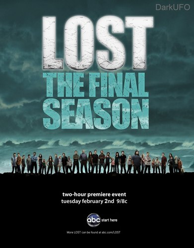 New LOST SEASON 6 Poster WITH WALT!!!!