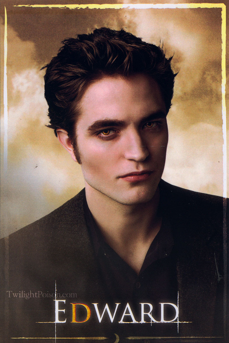 New Moon Trading Cards Edward And Bella Photo 9506365