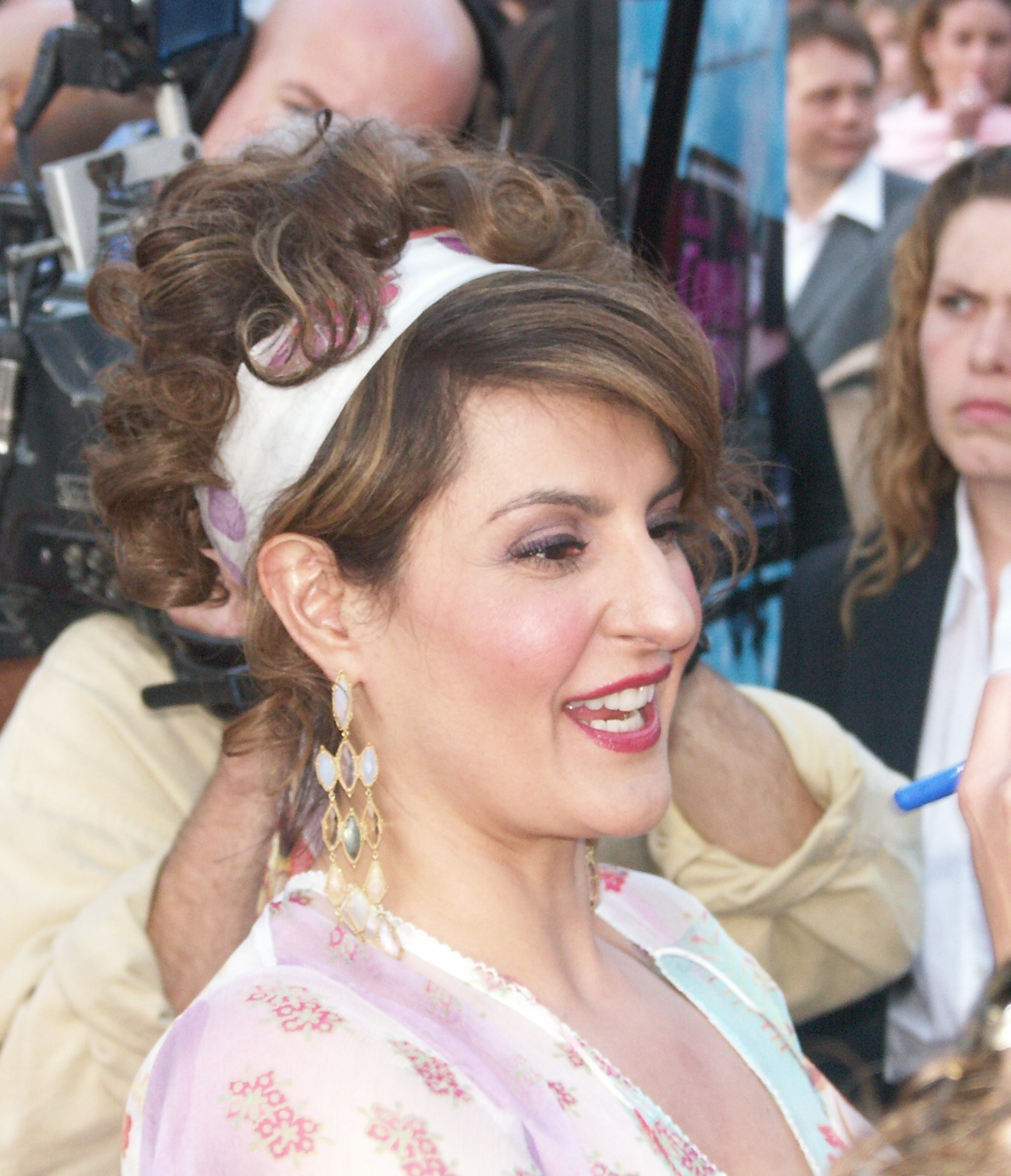 Nia Vardalos images Nia Vardalos HD wallpaper and ...
