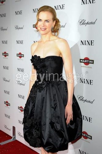 Nine New York Premiere