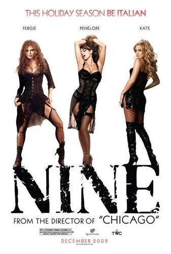 Nine musical poster