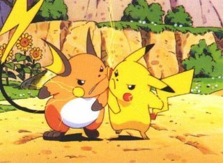 pokemon raichu evolution