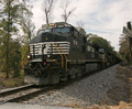 Norfolk Southern - trains photo