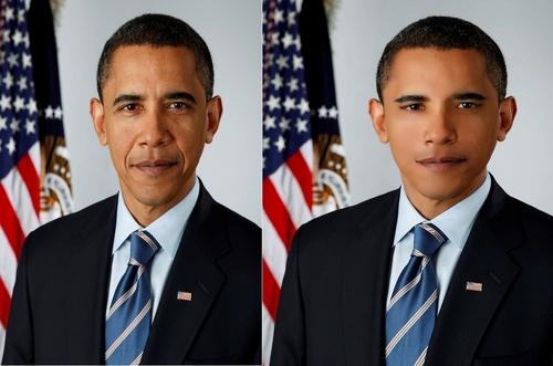 OMG! Obama Transformed