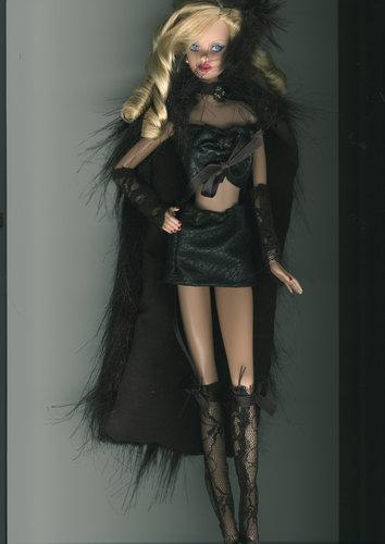 OOAK Narcissa doll