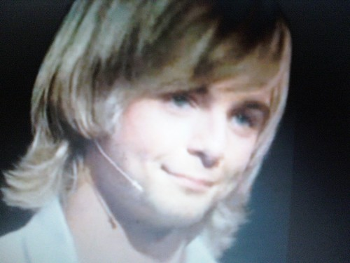 Keith Harkin wallpaper containing a portrait entitled Old Keith screenshot I had on my computer! :)