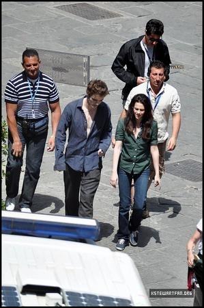 On Set: May 27, 2009