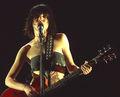 PJ Harvey Jamming in the Shadows - pj-harvey photo