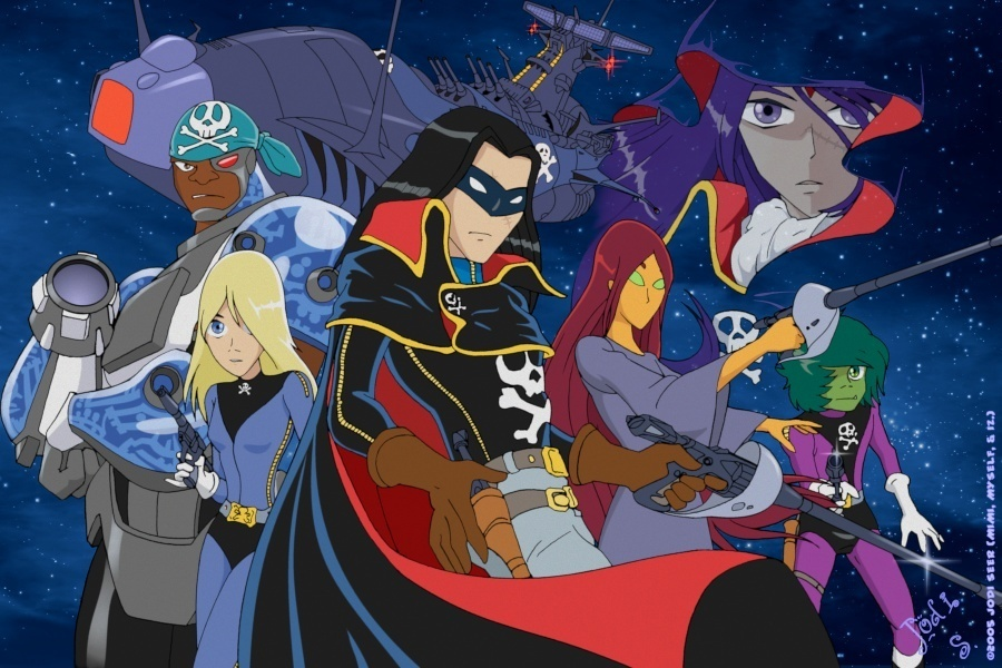 Teen Titans Pirates Of The Caribbean Star Trek