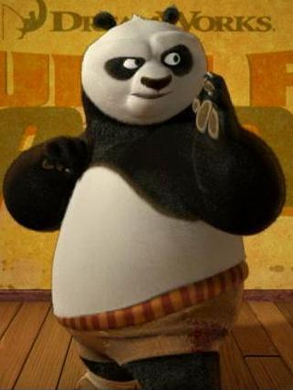 Po and master shifu images po and master shifu wallpaper - Singe kung fu panda ...